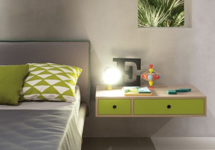 Contemporary Bed Side Table