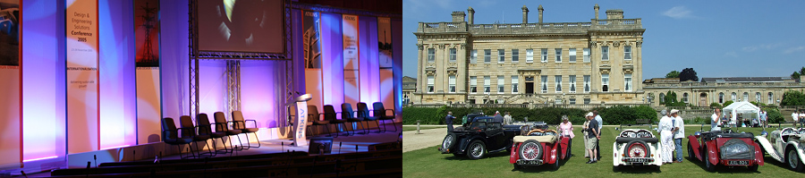 Heythrop Park Resort Events