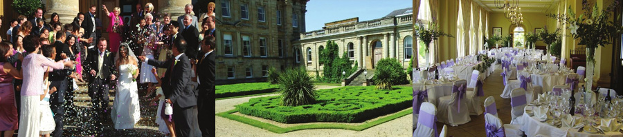 Heythrop Park Resort Weddings