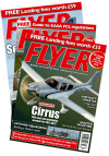 Save £9.80, 27%, on a Flyer subscription.