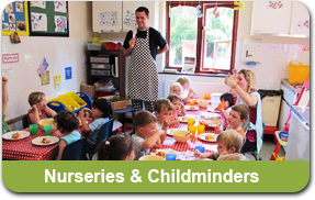 Recipes and resources for Nurseries & Childminders