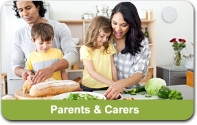 Recipes and resources for Parents & Carers