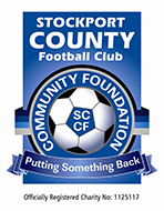 Stockport County Community Foundation Logo