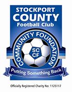Stockport County Community Foundation Logo